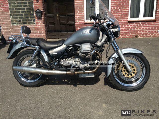 2000 Moto Guzzi  California Jackal Motorcycle Motorcycle photo