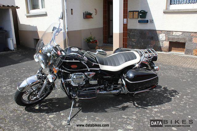 2010 Moto Guzzi  California Vintage Motorcycle Chopper/Cruiser photo