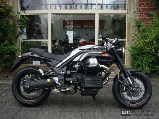 2011 Moto Guzzi  Griso \ Motorcycle Motorcycle photo