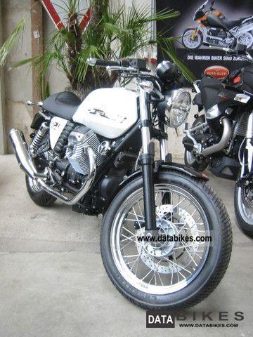 2012 Moto Guzzi  V7 Café Motorcycle Motorcycle photo