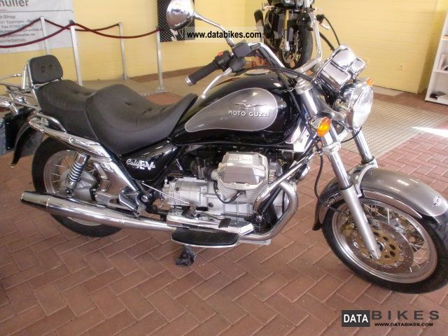1997 Moto Guzzi  California EV Motorcycle Tourer photo