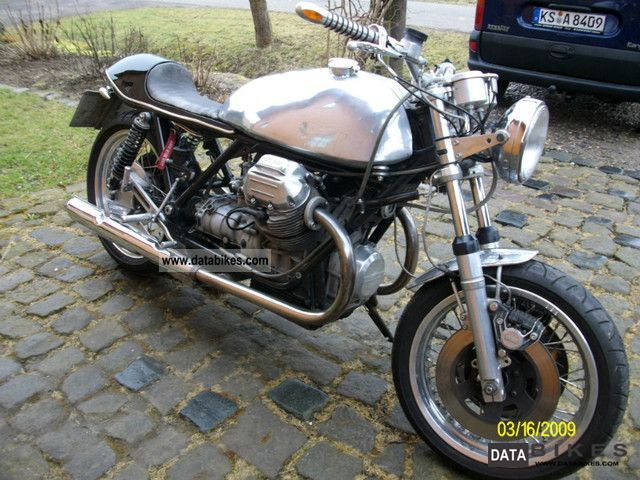 Moto Guzzi  850 T3 (reconstruction) 1976 Vintage, Classic and Old Bikes photo