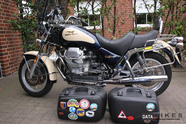 1999 Moto Guzzi  California 1100 i Motorcycle Chopper/Cruiser photo