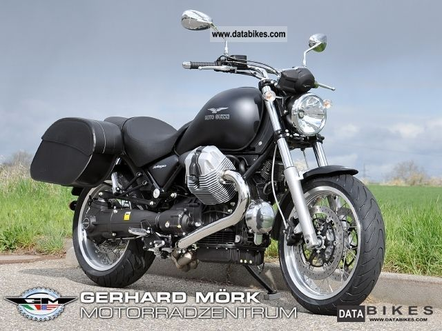 2011 Moto Guzzi  Bellagio Aquila Nera Touring Motorcycle Chopper/Cruiser photo