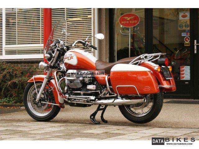 2011 Moto Guzzi California 90 Anniversar Io