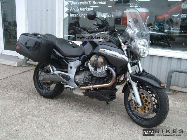2009 Moto Guzzi  Breva 1100 Motorcycle Sports/Super Sports Bike photo