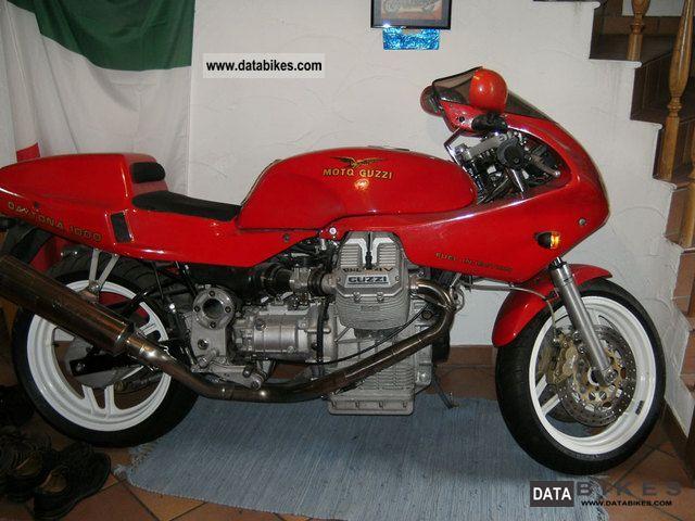 1993 Moto Guzzi  daytona Motorcycle Motorcycle photo
