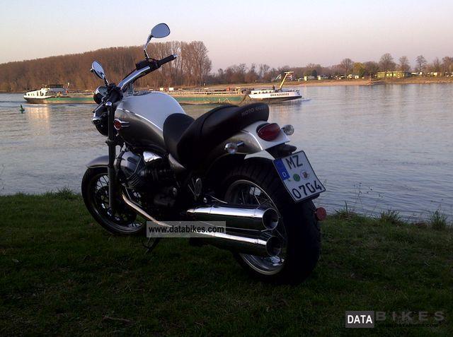 2010 Moto Guzzi  Bellagio Luxury 940 Motorcycle Chopper/Cruiser photo