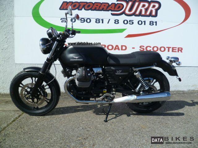 2011 Moto Guzzi  STONE V 7 0.0% 2012 affordable Motorcycle Naked Bike photo