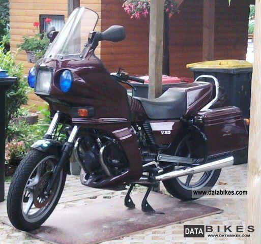 1993 Moto Guzzi  V65 Motorcycle Tourer photo