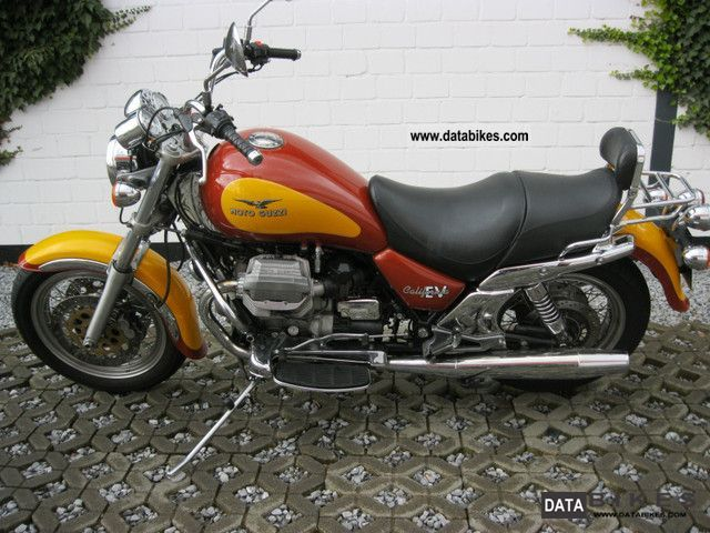1999 Moto Guzzi  I California in 1100 Motorcycle Tourer photo