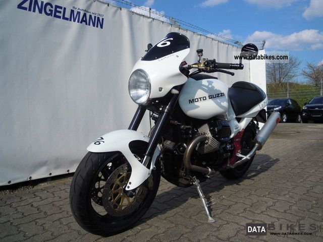 2003 Moto Guzzi  V11 Cafe Racer FOR CONNOISSEUR Motorcycle Motorcycle photo