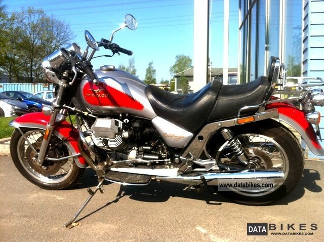 1998 Moto Guzzi  California Anniversario 75 55/750 Motorcycle Chopper/Cruiser photo