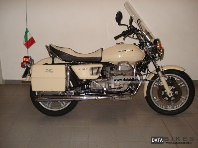Moto Guzzi  T3 850 T3 850 1991 Sports/Super Sports Bike photo
