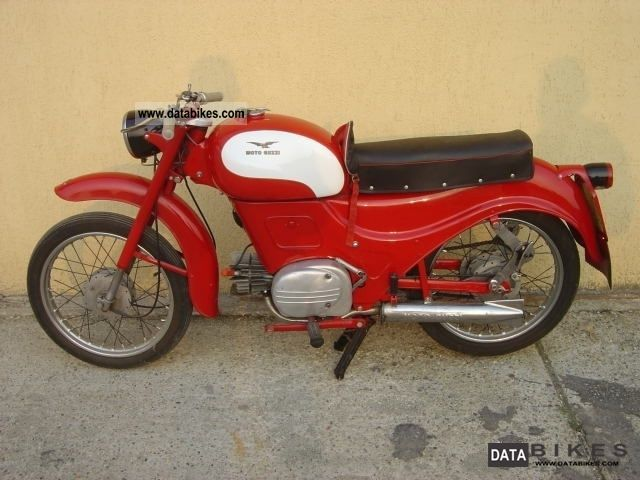 Moto Guzzi  BX 125 - 98 Zigolo 1956 Vintage, Classic and Old Bikes photo