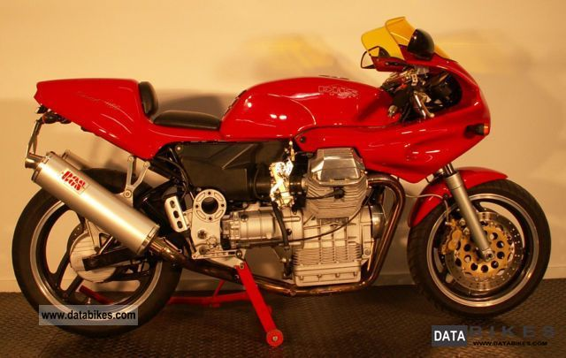 1997 Moto Guzzi  1100 SPORT DAES DAES Motorcycle Sports/Super Sports Bike photo