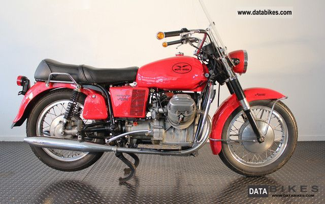 Moto Guzzi  V7 Special 1970 Vintage, Classic and Old Bikes photo