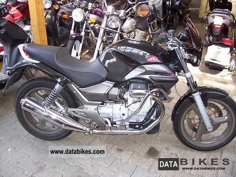 2003 Moto Guzzi Breva 750 I.e