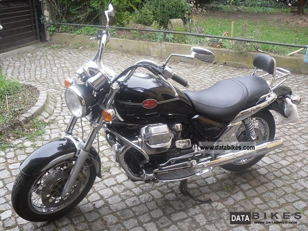 2007 Moto Guzzi  california classic Motorcycle Chopper/Cruiser photo