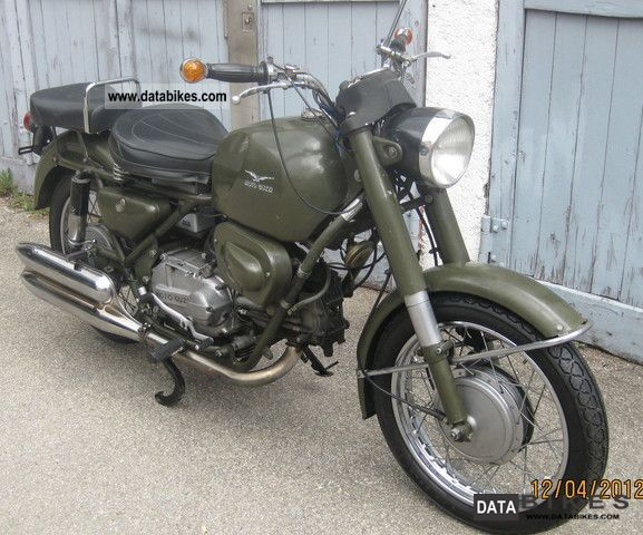 Moto Guzzi  Nuovo Falcone 1977 Vintage, Classic and Old Bikes photo