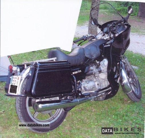 Moto Guzzi  850 T5 1992 Tourer photo