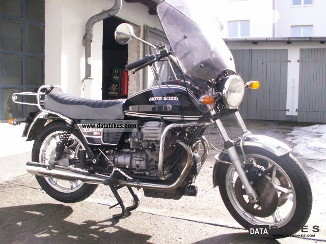 Moto Guzzi  V 1000 G5 1978 Vintage, Classic and Old Bikes photo