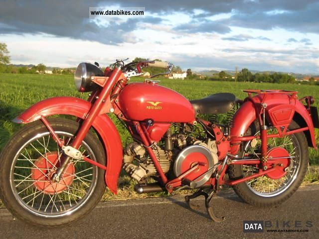 Moto Guzzi  Others ASTORE 1951 1952 Vintage, Classic and Old Bikes photo