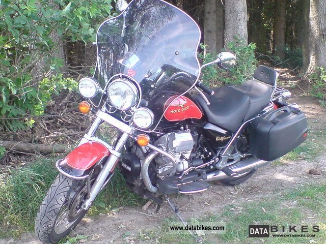 1996 Moto Guzzi  California 1100i Motorcycle Chopper/Cruiser photo