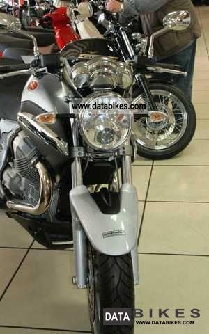 2011 Moto Guzzi  Naked Breva 1200/ABS Qulität from Italy! Motorcycle Motorcycle photo