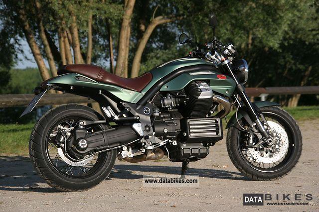 Moto Guzzi  Griso 8V SE 2009 Naked Bike photo