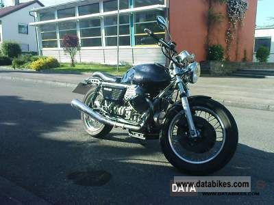 1978 Moto Guzzi  SP 1000 Motorcycle Motorcycle photo