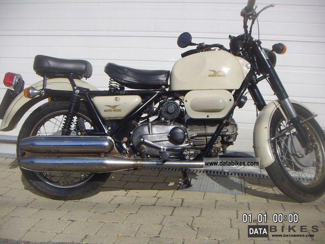 Moto Guzzi  Nuovo Falcone Sahara 1972 Vintage, Classic and Old Bikes photo