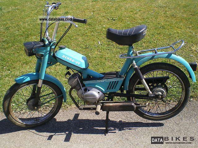 Moto Guzzi  Dingo 50 V3 1971 Vintage, Classic and Old Bikes photo