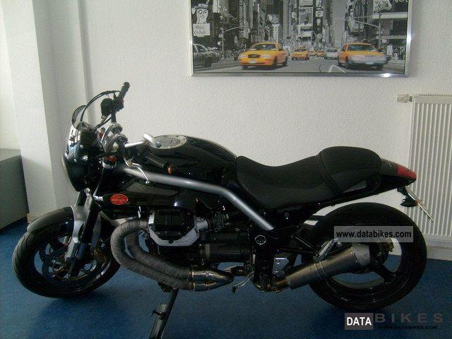 2009 Moto Guzzi  Griso Motorcycle Naked Bike photo