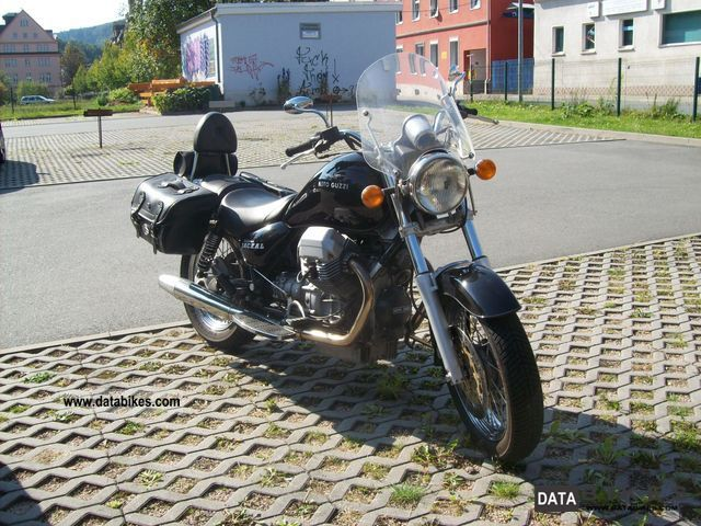 2000 Moto Guzzi  California Motorcycle Chopper/Cruiser photo