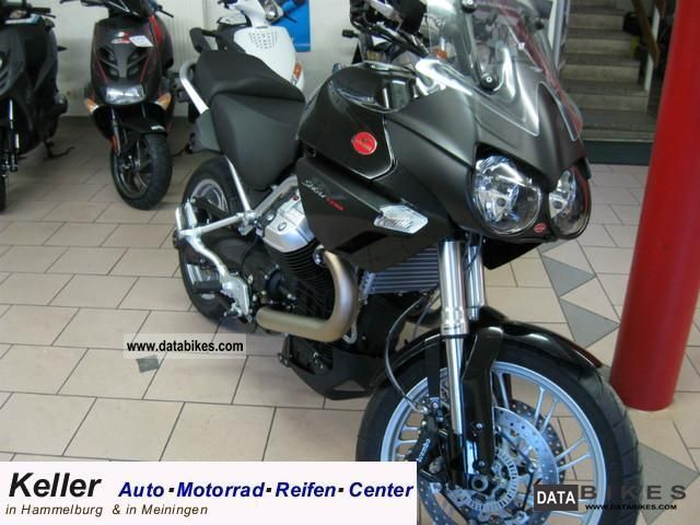 2012 Moto Guzzi  Stelvio 1200 8V new model Motorcycle Enduro/Touring Enduro photo