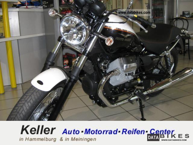 2012 Moto Guzzi  Nevada 750 Anniversary Motorcycle Chopper/Cruiser photo
