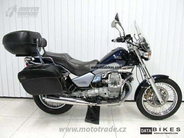 2002 Moto Guzzi  Nevada 750 Motorcycle Naked Bike photo