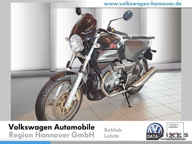 2006 Moto Guzzi  Breva V750 IE Motorcycle Sport Touring Motorcycles photo