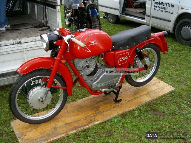 Moto Guzzi  Lodola-Tourismo 1958 Vintage, Classic and Old Bikes photo