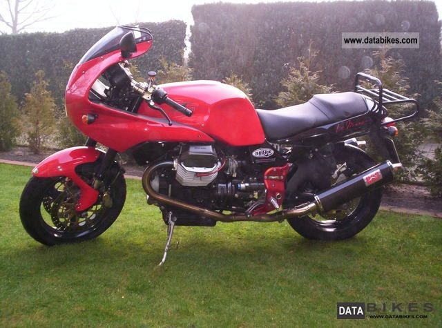 2003 Moto Guzzi  V11 Le Mans Motorcycle Motorcycle photo