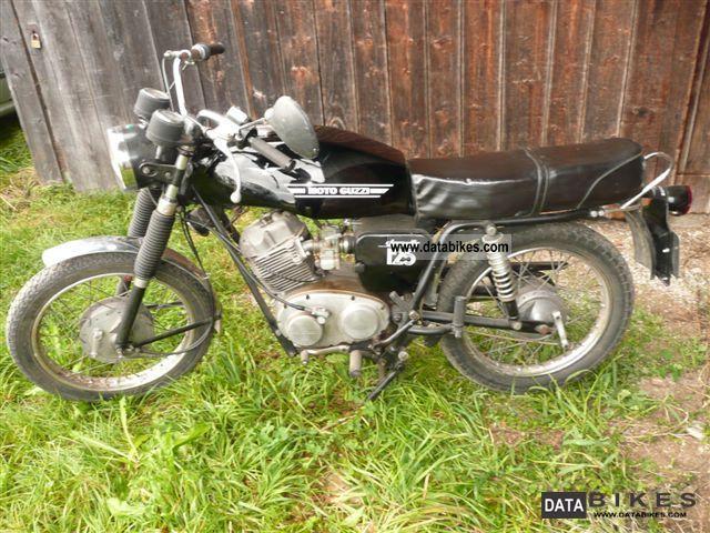 Moto Guzzi  Stornello 125 5V 1971 Vintage, Classic and Old Bikes photo