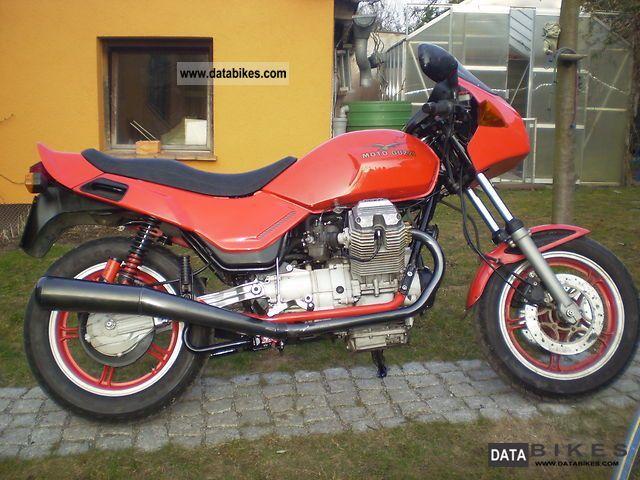 1986 Moto Guzzi  V65 Lario Motorcycle Sports/Super Sports Bike photo