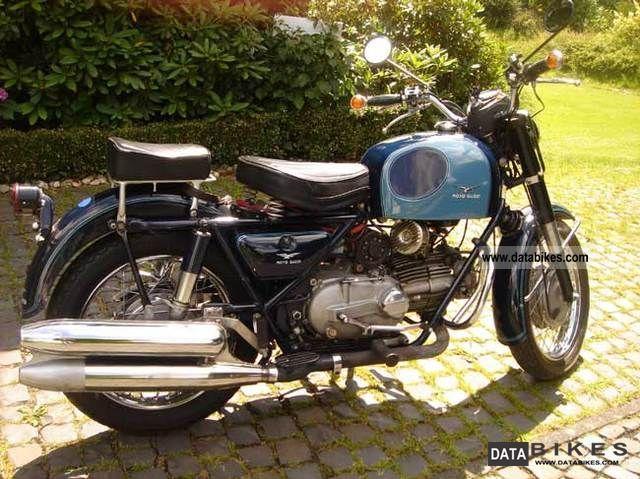 Moto Guzzi  Nuovo Falcone 1970 Vintage, Classic and Old Bikes photo