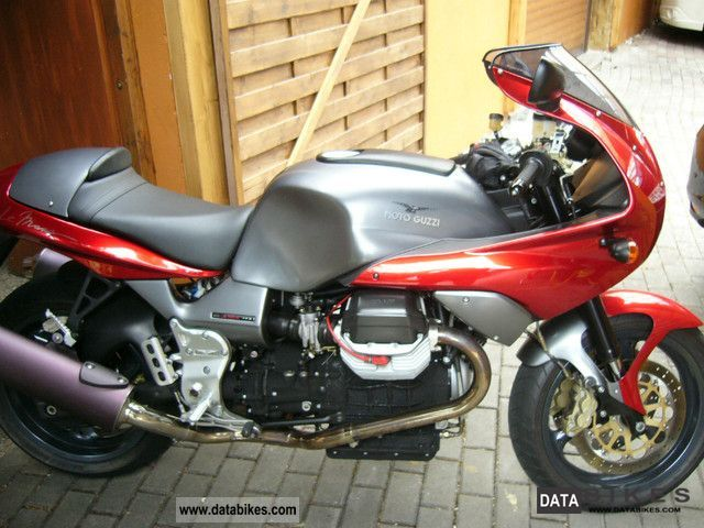 2001 Moto Guzzi  v11 le mans Motorcycle Motorcycle photo