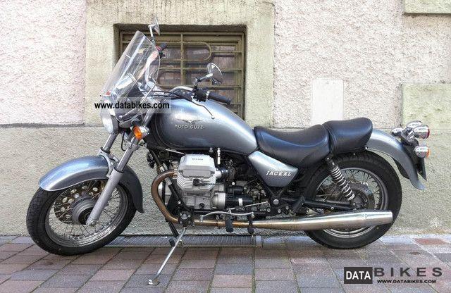 1999 Moto Guzzi  California Jackal Motorcycle Chopper/Cruiser photo