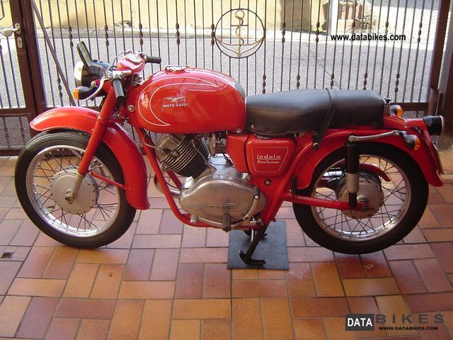 Moto Guzzi  Lodola GranTurismo 1958 Vintage, Classic and Old Bikes photo