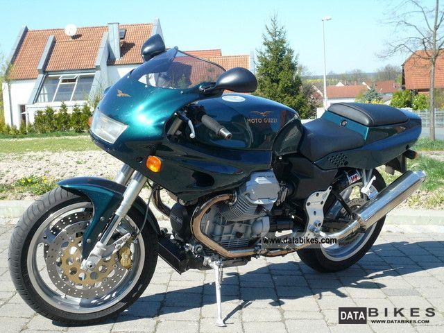 2000 Moto Guzzi  1100 Sport i Motorcycle Sports/Super Sports Bike photo