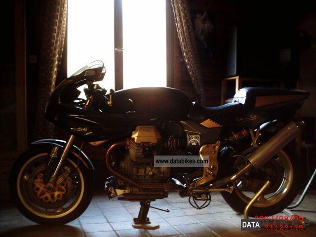 1998 Moto Guzzi  1100 sport i Motorcycle Motorcycle photo