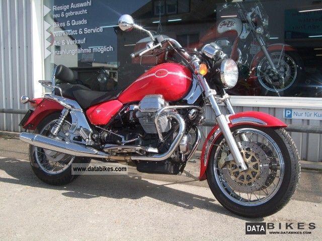2008 Moto Guzzi  California 1100 Classic Motorcycle Chopper/Cruiser photo